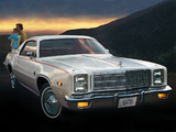 Plymouth Fury Sport (RH21) 1978 wallpapers