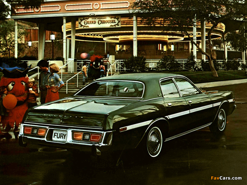 Plymouth Fury Salon (RH41) 1978 wallpapers (800 x 600)
