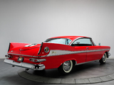 Plymouth Sport Fury Hardtop Coupe (23) 1959 wallpapers