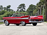 Plymouth Sport Fury Convertible (27) 1959 wallpapers