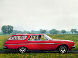 Plymouth Fury Station Wagon (376/377) 1963 wallpapers