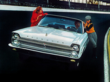 Plymouth Sport Fury Convertible Indy 500 Pace Car (P45) 1965 wallpapers