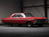 Plymouth Sport Fury Hardtop Coupe (P42) 1965 wallpapers