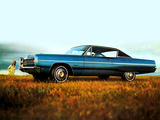 Plymouth Fury III Fast Top Coupe (PX23) 1968 wallpapers