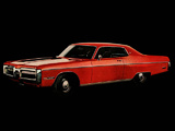 Plymouth Fury Gran Coupe (PP23/29) 1972 wallpapers