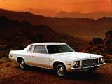 Plymouth Gran Fury Custom Hardtop Coupe (PH23) 1976 wallpapers
