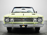 Images of Plymouth Belvedere GTX 426 Hemi Convertible 1967