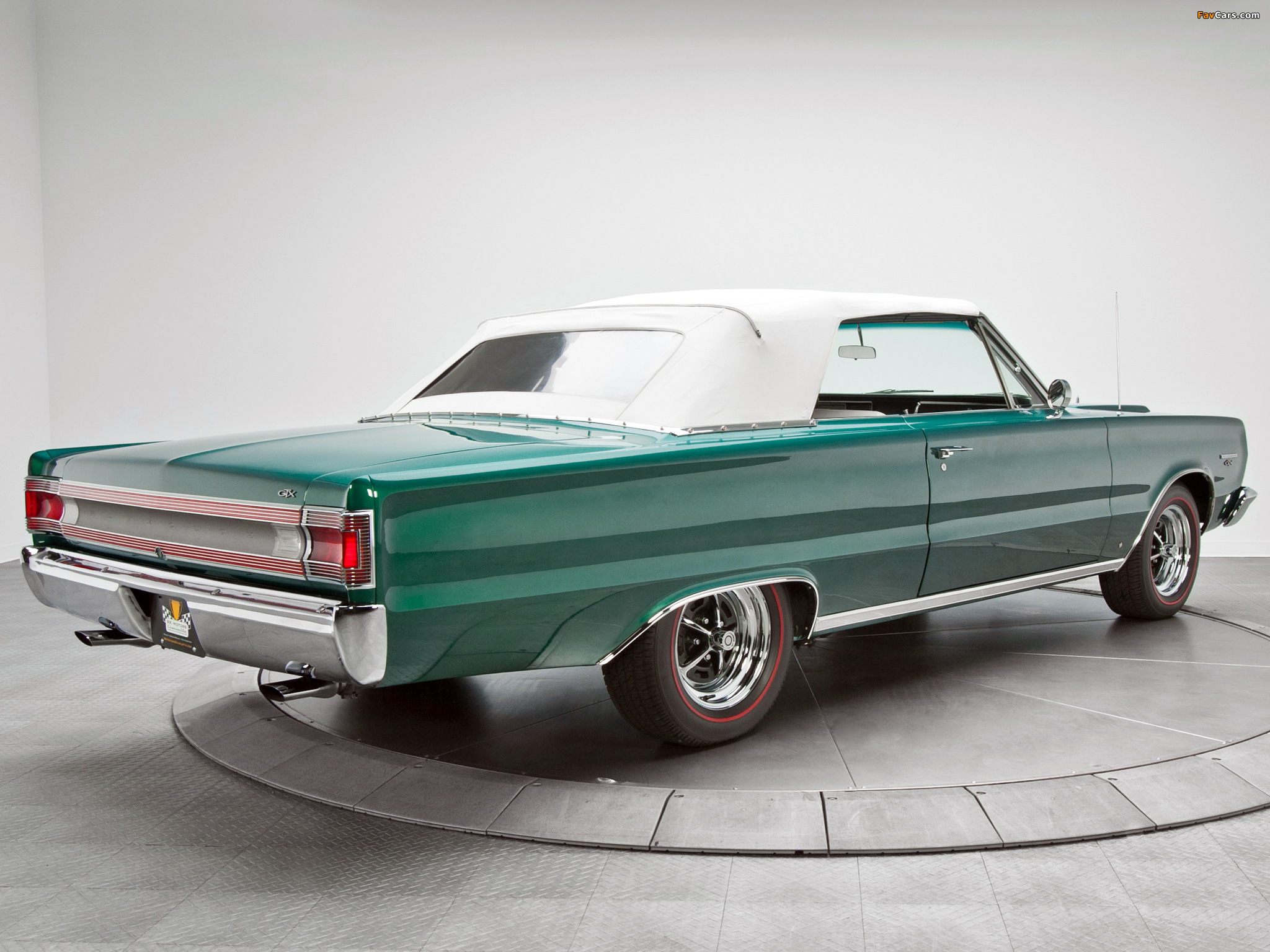 Images of Plymouth Belvedere GTX 440 Convertible (RS27) 1967 (2048 x 1536)