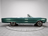 Photos of Plymouth Belvedere GTX 440 Convertible (RS27) 1967