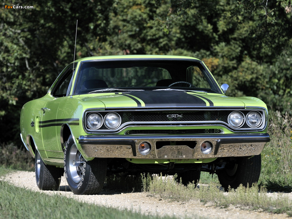 Pictures of Plymouth GTX (RS23) 1970 (1024 x 768)