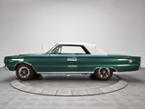 Plymouth Belvedere GTX 440 Convertible (RS27) 1967 images