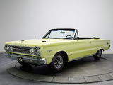Plymouth Belvedere GTX 426 Hemi Convertible 1967 images