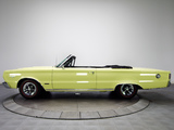 Plymouth Belvedere GTX 426 Hemi Convertible 1967 photos
