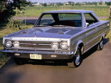 Plymouth Belvedere GTX (RS23) 1967 pictures