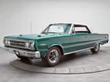 Plymouth Belvedere GTX 440 Convertible (RS27) 1967 wallpapers