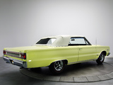 Plymouth Belvedere GTX 426 Hemi Convertible 1967 wallpapers