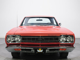Plymouth GTX 440 (RS23) 1968 images