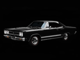 Plymouth GTX 426 Hemi 1968 photos