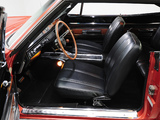 Plymouth GTX 440 (RS23) 1968 pictures