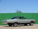 Plymouth GTX 440 (RS23) 1969 pictures