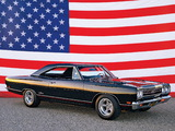 Plymouth GTX 426 Hemi 1969 wallpapers
