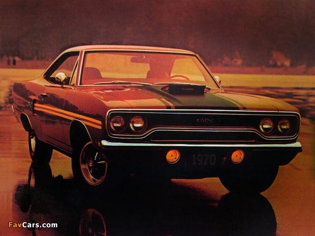 Plymouth GTX 1970 images (640 x 480)