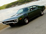 Plymouth GTX 1971 photos
