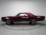 Plymouth GTX 426 Hemi 1968 wallpapers