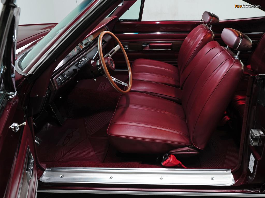 Plymouth GTX 426 Hemi 1968 wallpapers (1024 x 768)