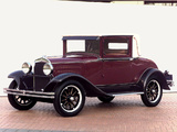 Photos of Plymouth Model Q Coupe 1928–29