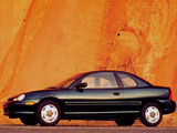 Photos of Plymouth Neon Coupe 1994–99