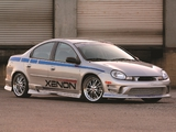 Xenon Plymouth Neon 1999–2001 wallpapers