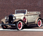 Plymouth PB Convertible Sedan 1932 wallpapers