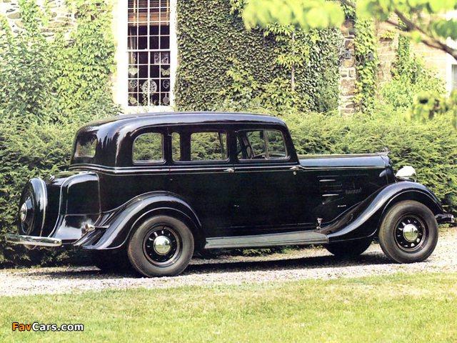 Pictures of Plymouth PE 4-door Sedan 1934 (640 x 480)