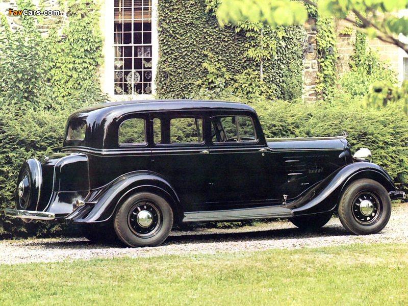 Pictures of Plymouth PE 4-door Sedan 1934 (800 x 600)