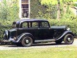 Pictures of Plymouth PE 4-door Sedan 1934