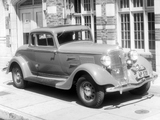 Plymouth PE Deluxe Coupe 1934 wallpapers