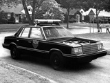 Plymouth Reliant Police 1982 images