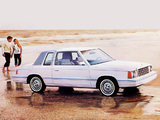Plymouth Reliant SE 2-door Sedan (PP-21) 1982 images
