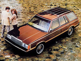 Plymouth Reliant SE Station Wagon (PP-45) 1982 images