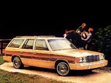 Plymouth Reliant Station Wagon 1982 wallpapers