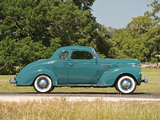 Photos of Plymouth Road King Business Coupe (P7) 1939