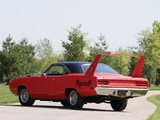 Pictures of Plymouth Road Runner Superbird (RM23) 1970