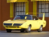 Plymouth Road Runner Superbird (RM23) 1970 photos