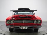 Images of Plymouth Road Runner 440+6 Coupe (RM21) 1969