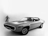 Images of Plymouth Road Runner 440+6 (GR2 RM23) 1971