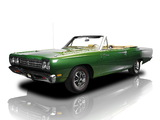 Photos of Plymouth Road Runner 383 Convertible (RM27) 1969