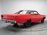 Photos of Plymouth Road Runner 440+6 Coupe (RM21) 1969