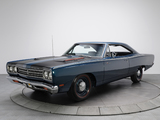 Pictures of Plymouth Road Runner 426 Hemi Hardtop Coupe (RM23) 1969