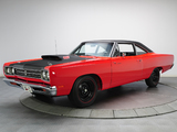 Pictures of Plymouth Road Runner 440+6 Coupe (RM21) 1969